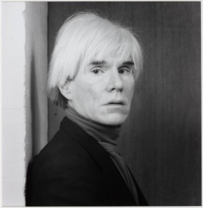 Andy Warhol 1983, printed 1990 Robert Mapplethorpe 1946-1989 ARTIST ROOMS Acquired jointly with the National Galleries of Scotland through The d'Offay Donation with assistance from the National Heritage Memorial Fund and the Art Fund 2008 http://www.tate.org.uk/art/work/AR00219