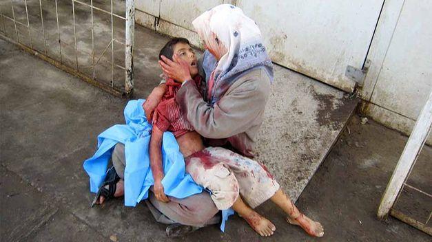 irack guerra: