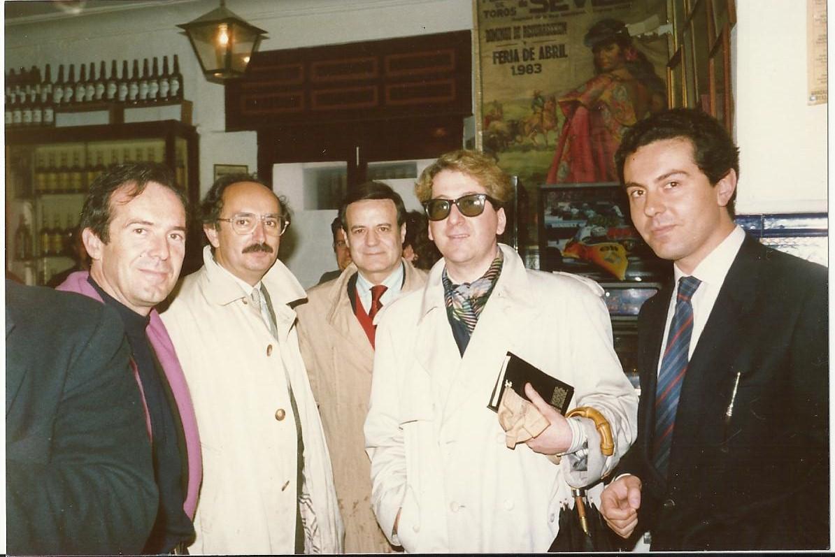 LAdeV, Benítez, Colinas. Sevilla,1988