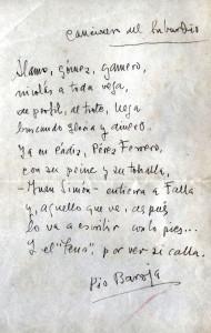 Pio_Baroja_Poema_manuscrito